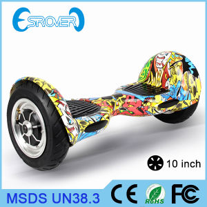 2015 China Factory High Quality Self Balance Scooter 10inch with Samsung Battery