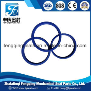 Hydraulic Piston Rod PU Wiper Seal for Excavator Seal Rubber Ring pictures & photos