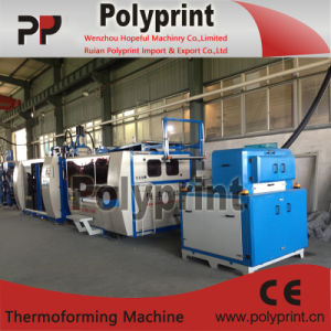High Speed Plastic Cup Making Machine (PPTF-70T) pictures & photos