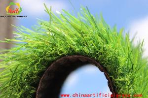 SBR Latex Backing Soft Green Artificial Grass Mat