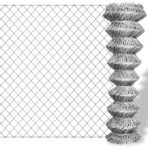 High Quality 50mm Diamond Hole Wire Fencing Mesh (WFM) pictures & photos