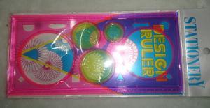 Design Ruler Magic Ruler Children Hand Ruler Stationery School Ruler pictures & photos