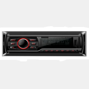 Universal One DIN Car CD Player/Car MP3 Player pictures & photos