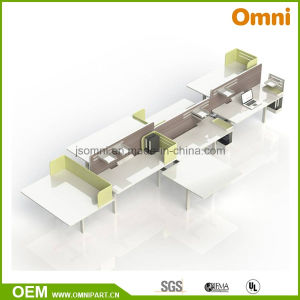 2016 New Hot Sell Height Adjustable Table with Workstaton (OM-AD-158) pictures & photos