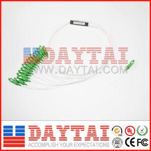 0.9mm Mini Module1X16 Fiber Splitter pictures & photos