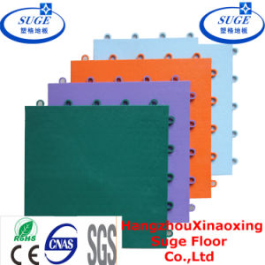 with Anti-Slip, Anti-Aging Removable Flooring Waterproof Futsal Flooring pictures & photos