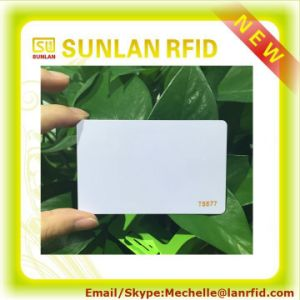 Top Selling Products Low Cost RFID Card 125kHz RFID Card with Tk4100/Em4200/Em4305/T5577 Chip pictures & photos