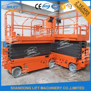 Hot Selling! Hydraulic Self-Propelled Elevated Platform pictures & photos
