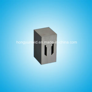 Competitive Price Tungsten Stamping Die Parts with Good Quality (wire cut die in tungsten carbide) pictures & photos