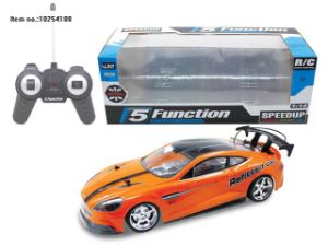 5 Channel Remote Control Car Toys with Changer Battery (1: 14) pictures & photos
