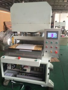 Dp-650p Kraft Paper /Firepoof Paper Cutting Machine pictures & photos