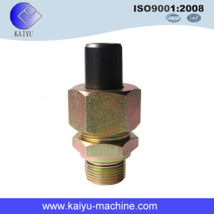 Brass Pipe Fitting Quick Connector pictures & photos
