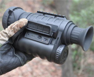 "6X50 Digital Night Vision Monocular 350m Range Takes 5MP Photo & 720p Video with 1.5"" TFT LCD pictures & photos"