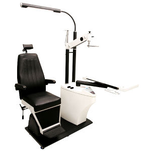 High Quality Optical Instruments CT-102A Ophthalmic Unit with Big Chair