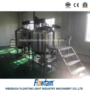 Hygienic Inox Emulsifying Tank Fermentation Tank pictures & photos