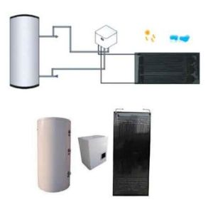 Thermodynamic Solar Panel Hot Water Heat Pump pictures & photos