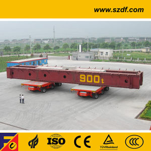 Shipyard Trailer / Flat Bed Trailer (DCY150) pictures & photos