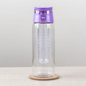BPA Free Fruit Infuser Drink Bottle Infuser Water Bottle