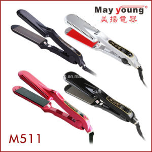 Professional Classic Design LED Display Hair Iron pictures & photos