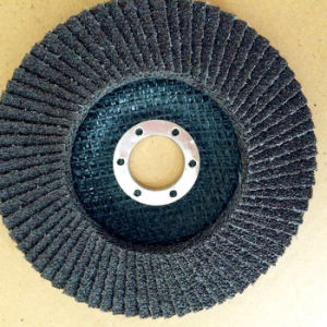 Metal Grinding Calcined Aluminum Oxide Flap Disc pictures & photos