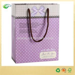 Beautiful Paper Bag Design with Custom (CKT-PB-350)