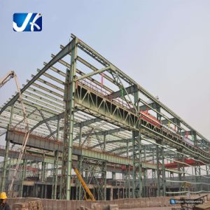 Steel Structures / Space Frame Structure/Steel Buildings pictures & photos