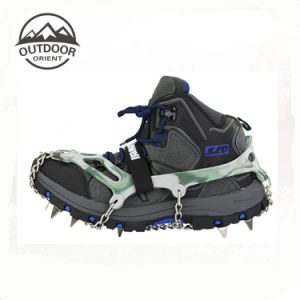 with Quality Warranted Winter Sports Camping Hiking Aluminum Walking Snowshoe pictures & photos
