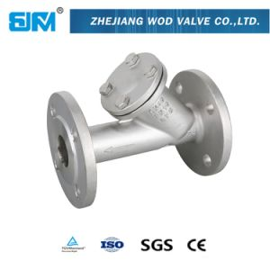 Ss304 Y Type Flanged Strainer pictures & photos