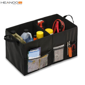 Foldable Large Capacity Cargo Construction Car Trunk Storage Organiser pictures & photos