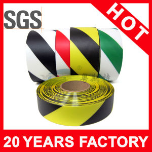PVC Adhesive Safety Warning Tape (YST-FT-014) pictures & photos