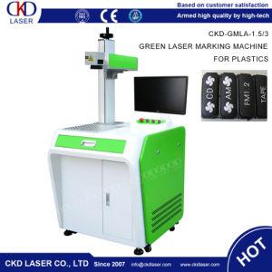 Green Laser Glass Laser Marking Glass Engraver Marking Engraving Machine pictures & photos