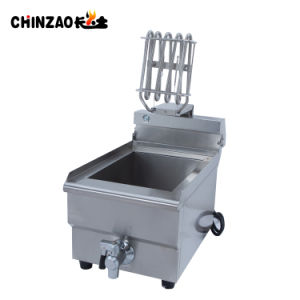 13L Stainless Steel Electric Counter Top Deep Fryer pictures & photos