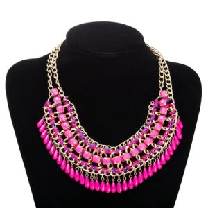 Wholesale High Quality Bead Pendant Necklace Fashion Jewelry pictures & photos