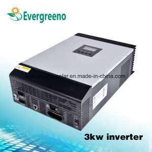 MPPT Grid Tie/ off Grid Solar Inverter Controller, Solar Inverter with Built-in Charge pictures & photos