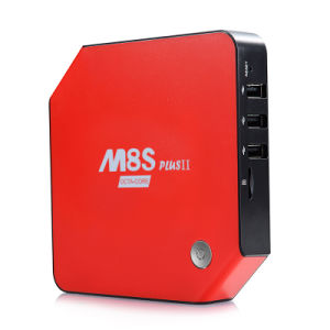 M8s Plus II Amlogic S912 Octa Core Android 6.0 TV Box pictures & photos