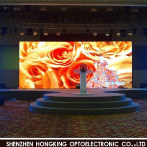 Mbi5124 Indoor P7.62 Full Color LED Display Module pictures & photos