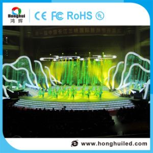 P3.91 HD Video Wall Indoor LED Display for Big Markets pictures & photos