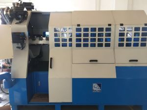 Dongguan Factory CNC Cam-Less Spring Machine with Twelve Axes pictures & photos