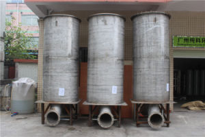 Stainless Steel Water Storage Tank for Water Purification Plant pictures & photos