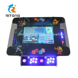 Amusement 1033 Games Cocktail Table Arcade Game Machine pictures & photos