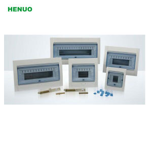Sh Series Iron Bottom and Plastic Panel High Quality Enclosure /Dirtribution Box pictures & photos