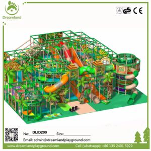 Cheap Kids Plastic Indoor Playground Equipment for Sale pictures & photos