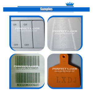 CO2 Laser Marking Marker Machine for Bar Code / Galvo Head CO2 Type pictures & photos