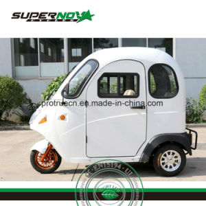 Electric Bicycle Passenger Tricycle Good Balancing pictures & photos
