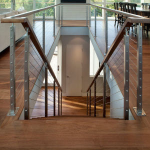 Prima Stainless Steel Staircase Railing Price India Cable Rail Components pictures & photos