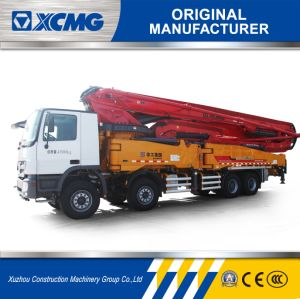 XCMG HB56k Trcuk Mounted Concrete Pump (more models for sale) pictures & photos