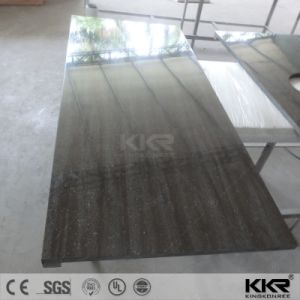 Artificial Marble Stone Solid Surface Kitchen Counter Top (C170816) pictures & photos