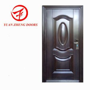 Hot Sale Security Metal House Entry Door pictures & photos