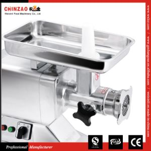 Electric Meat Mincer Sausage Filler Stainless Steel Grinder Hm-12 pictures & photos