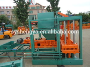 Qt4-20 Concrete Block Making Machine Price, Maquina De Bloco De Concreto pictures & photos